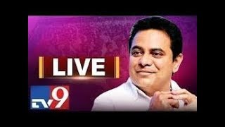 KTR Press Meet LIVE..