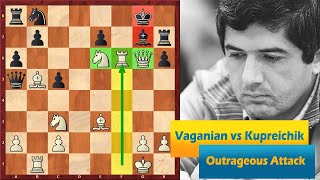 Rafael Vaganian's Most Outrageous Attack Ever