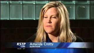 ABC News video on EMDR and recovery from trauma.