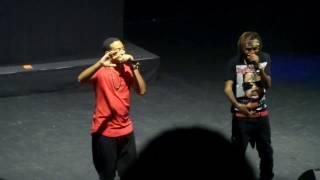 Ludacris Live Move Bitch & Get Back Apollo London 2017