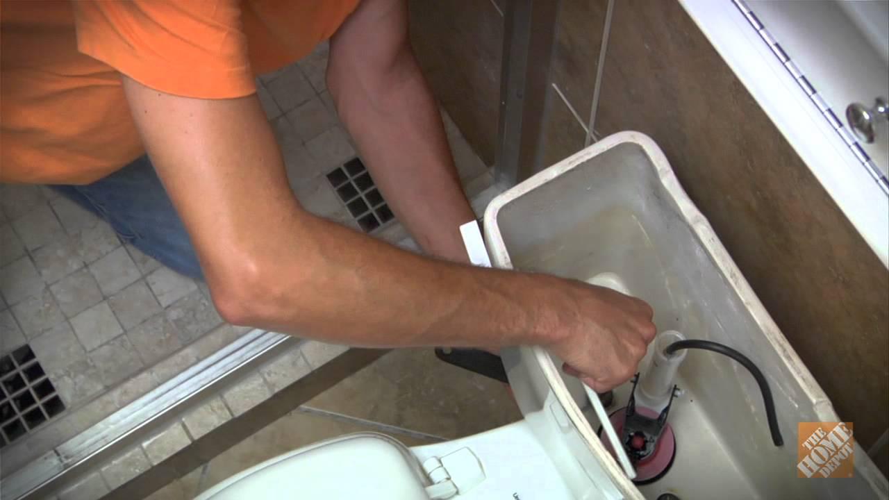 Arreglando fugas en el wc youtube for Accesorios para estanques de agua