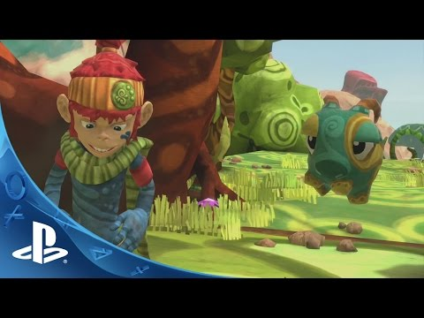 The Last Tinker™: City of Colors | PS4™ - PlayStation® Trailer