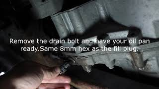 How to change oil in AF-40 Videos - mp3toke