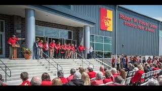 'Robert W.  Plaster Center Ribbon Cutting (full program) - Pittsburg State University