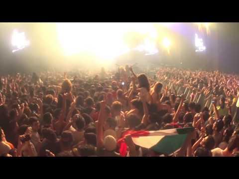 David Guetta - Shot Me Down   Creamfields Chile 2014