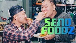 Hops n' Hot Sauce Food Festival: Send Foodz w/ Timothy DeLaGhetto & David So