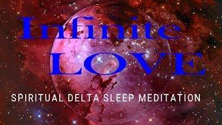 Infinite LOVE | Stress Relief | Spiritual | Sleep | Isochronic Tones | Binaural Beats
