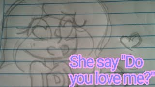 "She say ""Do you love me?"" Meme(? Ft.Sparta and Pinky (Spartinky)"