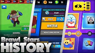 The History of Brawl Stars (2017-2020) 3 Year Anniversary Special!