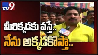 Talasani came to AP, I will go to Hyderabad: MLC Budha Ven..