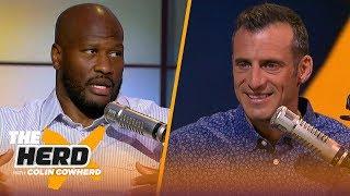 James Harrison talks Mike Tomlin's leadership, Brady & Zeke's holdout | NFL | THE HERD