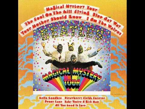The Beatles - Blue Jay Way (Magical Mystery Tour)