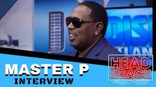 Master P Talks