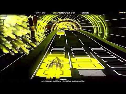 John Dahlback feat. Elodie -- Bingo (Extended Original Mix) AudioSurf HD
