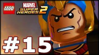 LEGO Marvel Superheroes 2 - Part 13 - Attuma! (HD Gameplay