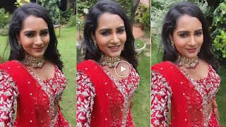 Bigg Boss fame Himaja nails the traditional look in latest..