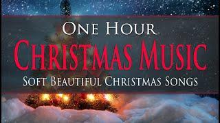 ONE HOUR Christmas Music Playlist Beautiful Christmas Songs 🎄🎁