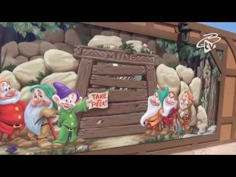 Novidades Braun Turismo - Disney