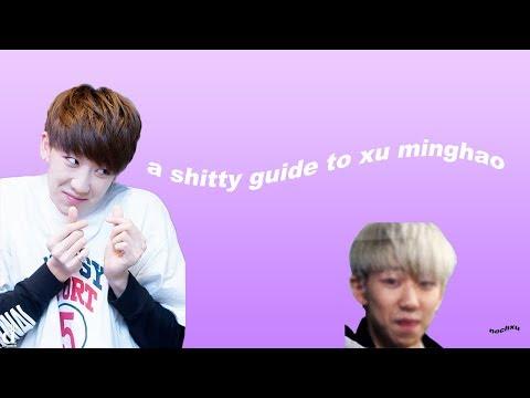 a shitty guide to xu minghao