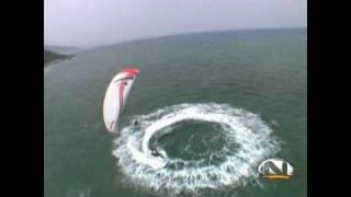 Une vidéo de paramoteur qui donne la pêche