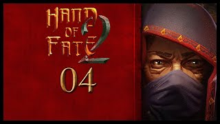 Hand of Fate 2 Gameplay Walkthrough Let's Play Part 4 (VILLAGES BURN)