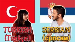 Similarities Between Turkish and Serbian