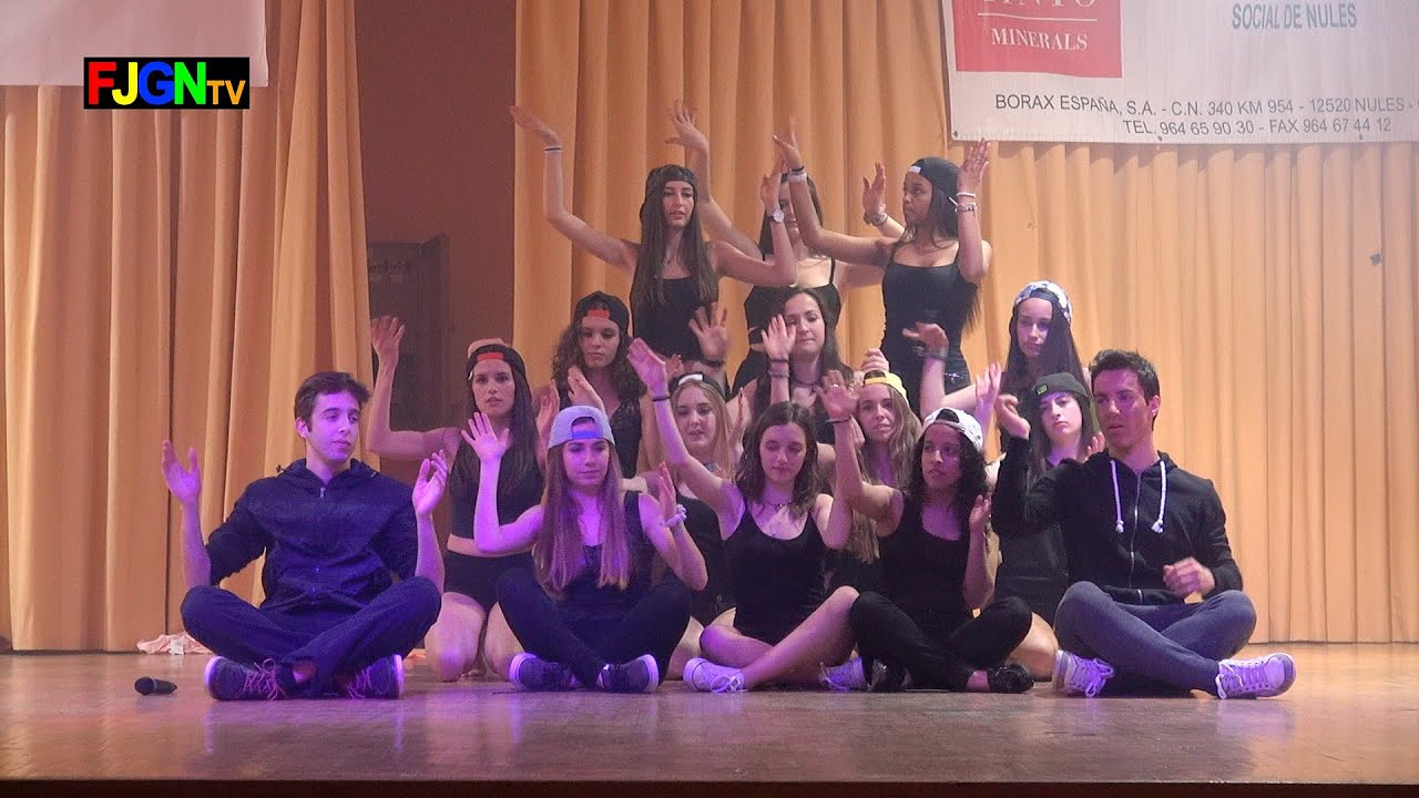 04. Wanna be/Bang bang/Talk dirty - Bailes Educacion Fisica 2016 IES Nules