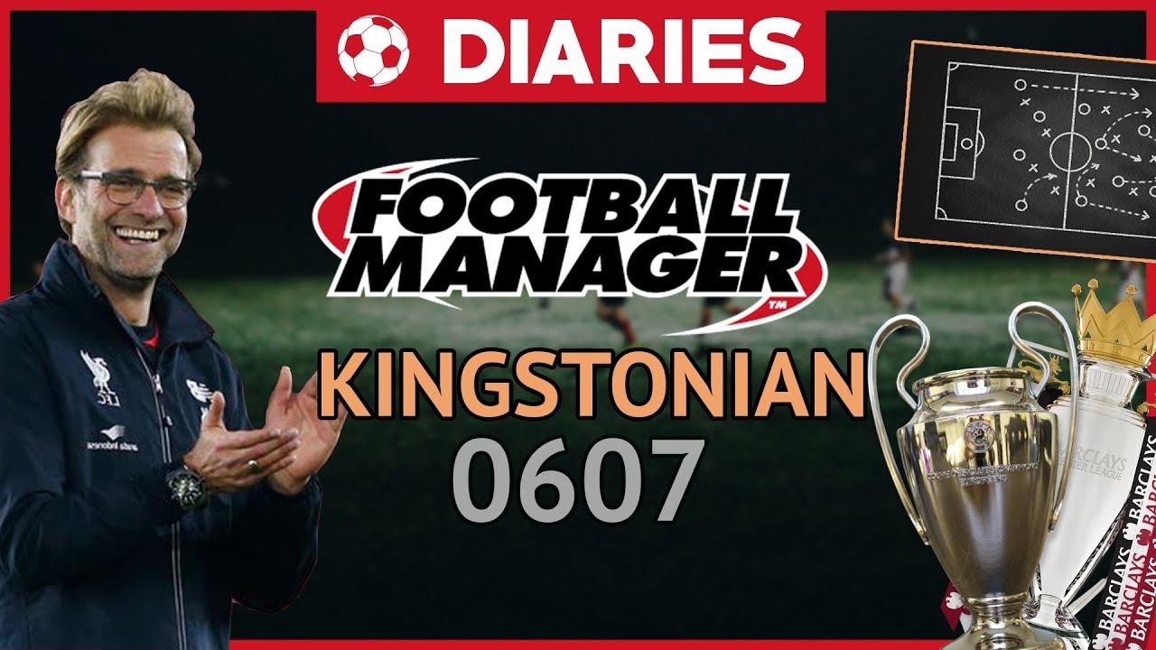 FM18 Kingstonian Diaries - We begin looking stupid Football Manager 2018