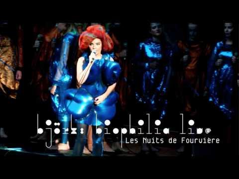 Björk - Heirloom (Live @ Les Nuits de Fourvière 2012)