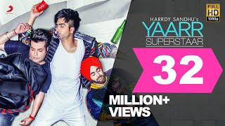 Yaarr Superstaar – Harrdy Sandhu Video HD