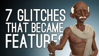 7 Glitches That Became Beloved Features
