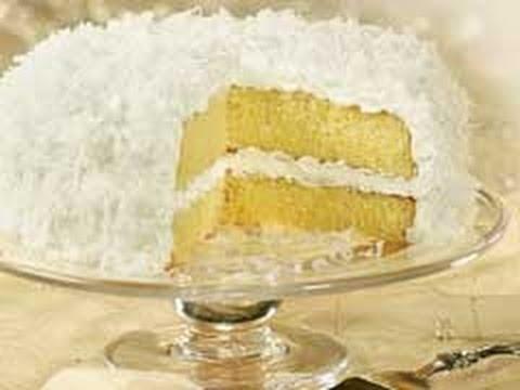 Granulated Sugar Cake Recipe