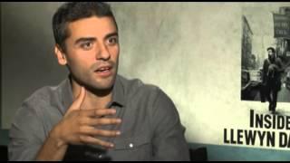 Oscar Isaac on 'Inside Llewyn Davis'