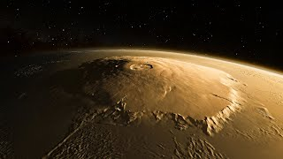 Climbing Olympus Mons - Tallest Planetary Mountain in the Solar System