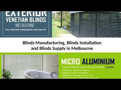 Roller Blinds Installations Melbourne
