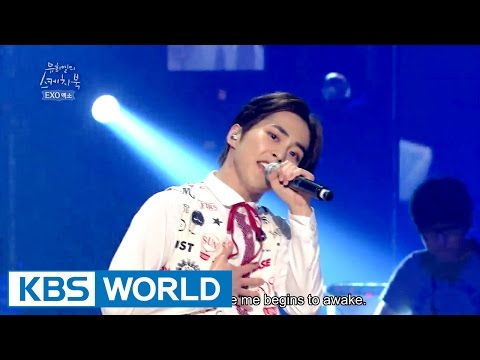 EXO - Growl / LOVE ME RIGHT [Yu Huiyeol's Sketchbook]