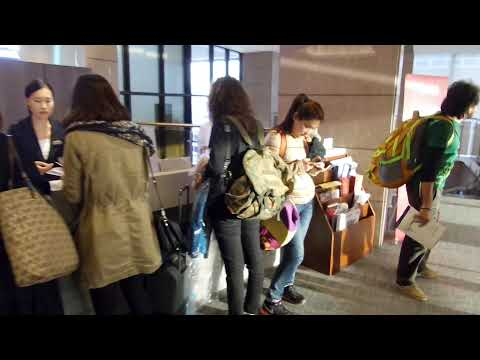 Integrated Music Company Limited - Moses Beyeeman in Korea @ The Movie Hotel Check - In 2