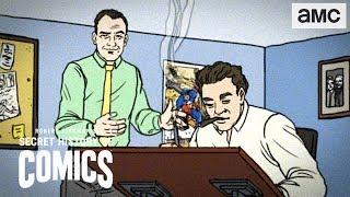 Stan Lee & Jack Kirby: Creators of the Marvel Universe | Robert Kirkman's Secret History of Comics