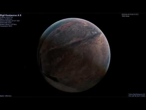 Alpha Centauri Planets - Pics about space
