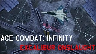 ace combat infinity music