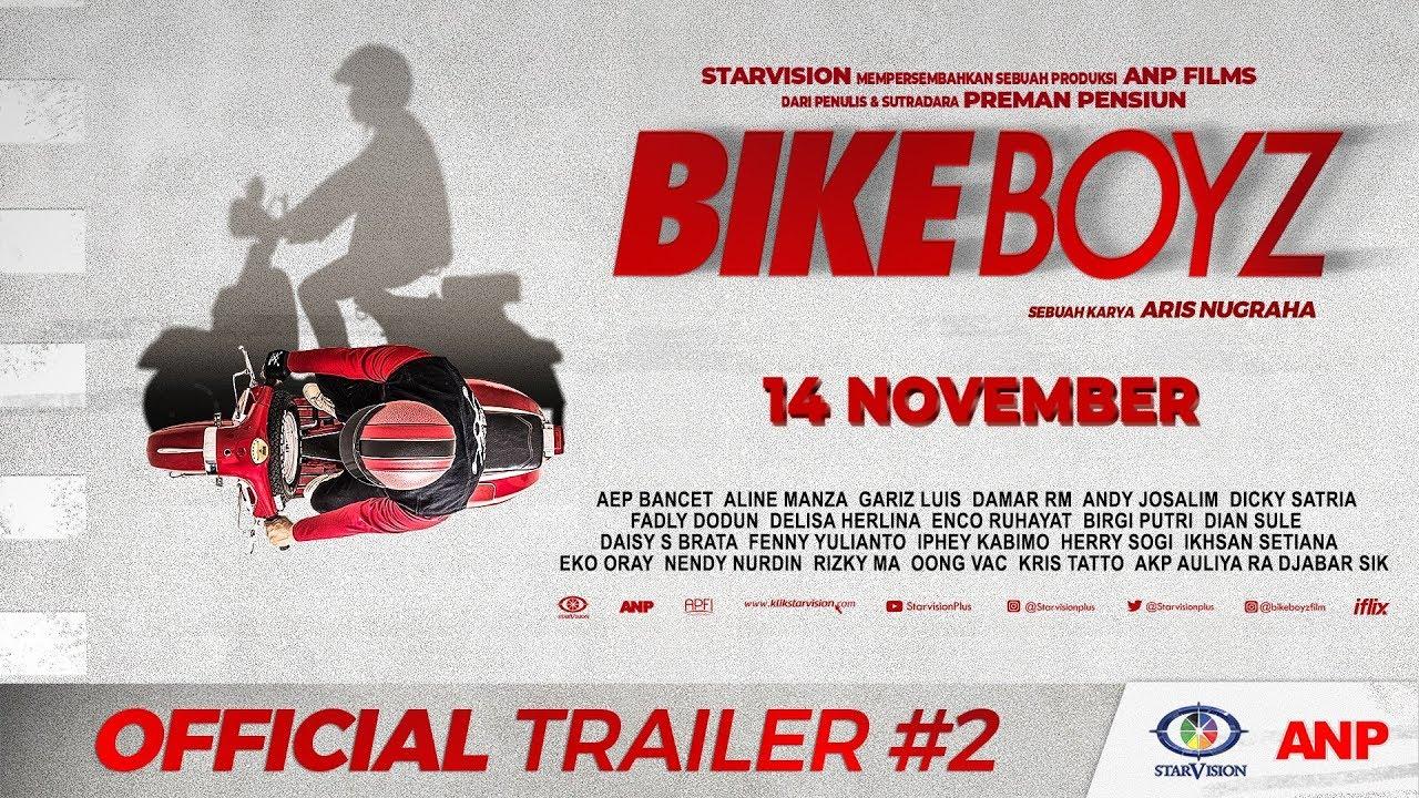 Film Bike Boyz