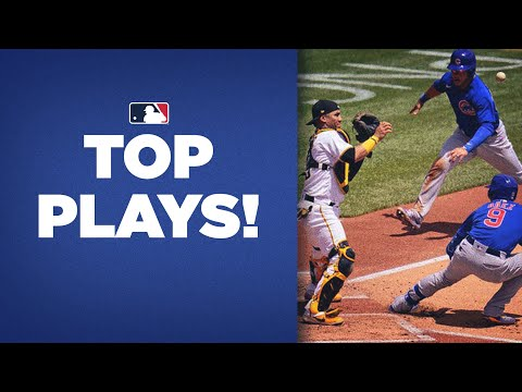 Javier Báez with the CRAZIEST PLAY maybe ever?? | Top Plays of the Week