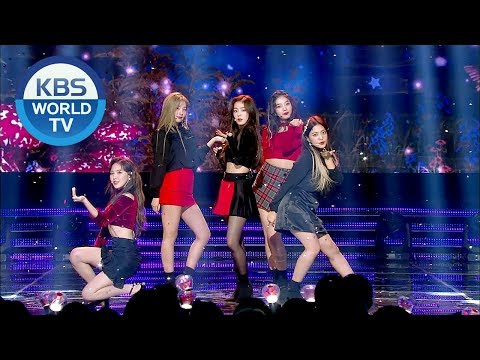 Red Velvet(레드벨벳) - Butterflies, RBB(Really Bad Boy) [Music Bank COMEBACK / 2018.11.30]