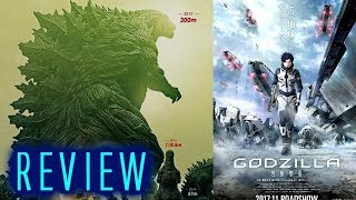 Godzilla Planet of the Monsters Netflix Anime Review! (Spoilers!)