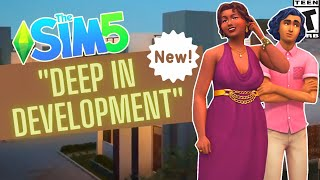 "SIMS 5 ""DEEP INTO DEVELOPMENT"" - NEWS, SPECULATION 2021"