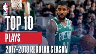 Top 10 Plays of the 2018 NBA Regular Season