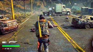 DAYS GONE - E3 2018 Gameplay Demo