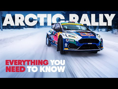 What Makes Winter Rallies So Awesome? - WRC 2021