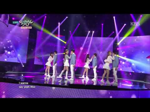 [HIT] 뮤직뱅크 - 샤넌(Shannon) - 왜요 왜요(Why Why).20150313