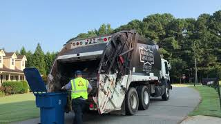 1000 Subscribers Special!!! Mack Garbage Truck Compilation